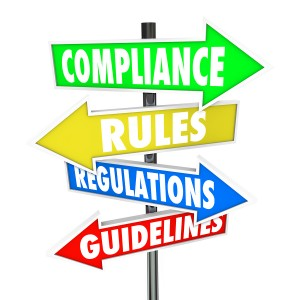 compliance rules regulations and guidelines